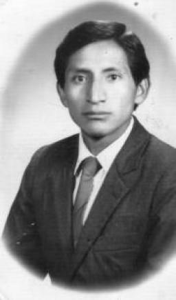 César Alberto Chiliquinga Iza